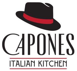 Capones Italian Kitchen logo