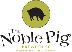 The Noble Pig logo
