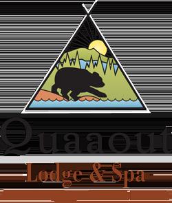 Quaaout Lodge logo